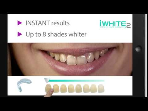 iWhite 2 Instant Teeth Whitening Kit 10s