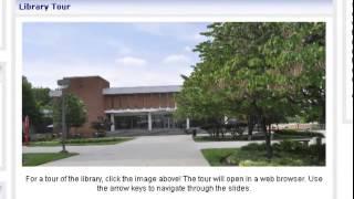 Virginia Western Brown Library Orientation