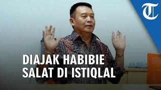 Mantan Ajudan Ungkap Habibie Ajak Salat di Istiqlal Usai Laporan Pertanggungjawabannya Ditolak MPR