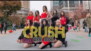 [KPOP IN PUBLIC CHALLENGE] Weki Meki - CRUSH dance cover by FDS (Vancouver)