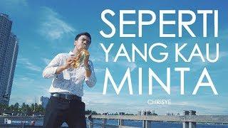 Seperti Yang Kau Minta ( Chrisye ) saxophone cover by Desmond Amos