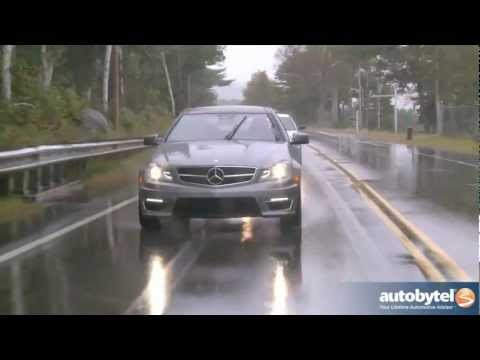 2012 Mercedes-Benz C-Class Coupe: Video Road Test and Review
