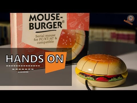 Burger Mouse - Hands On