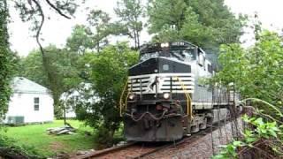 Back Yard Train