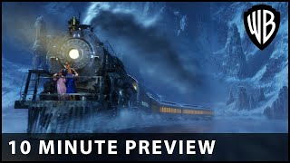 Polar Express - 10 Minute Preview - Warner Bros. UK