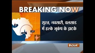 3.7 magnitude earthquake hits South Gujarat