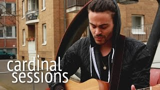 Alex Vargas   Solid Ground   CARDINAL SESSIONS