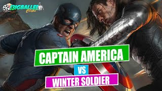 Captain America vs Winter Soldier Fight Scene | Captain America: The Winter Soldier (2014)