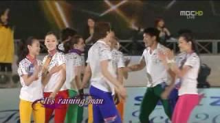 "Festa On Ice 2009 Finale ""Dancing Queen"" & ""It's raining man"""