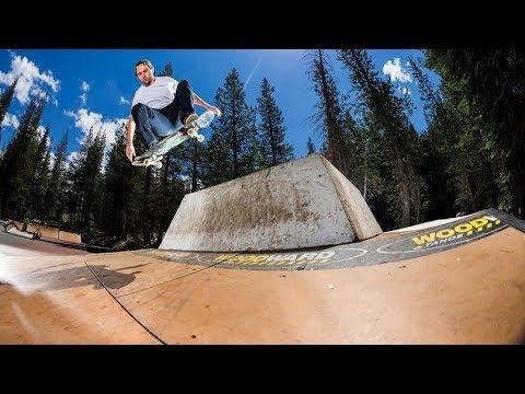 Smooth Cruising with Brad McClain - Woodward Tahoe
