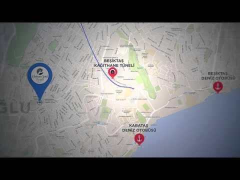 Ofton Beyoğlu Lokasyon Videosu