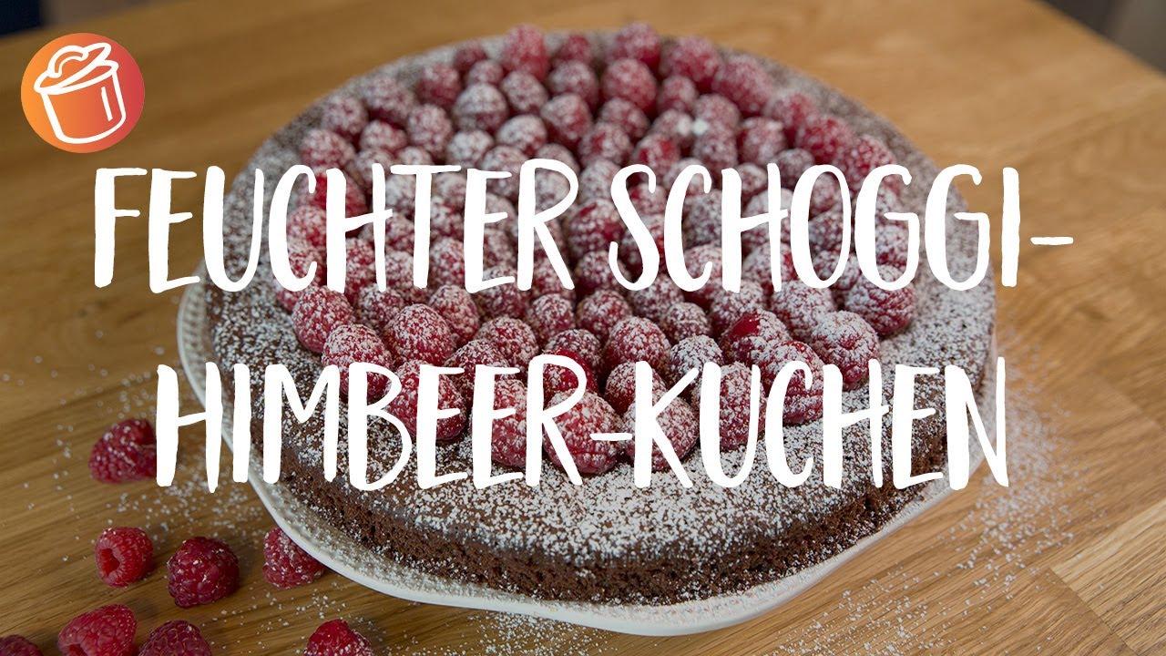 Feuchter Schoggi-Himbeer-Kuchen