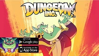 Dungeon, Inc. - iOS/Android - Gameplay Video