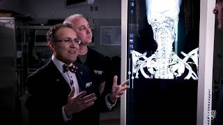 Simulation Center and Anatomage Table at Mayo Clinic in Florida