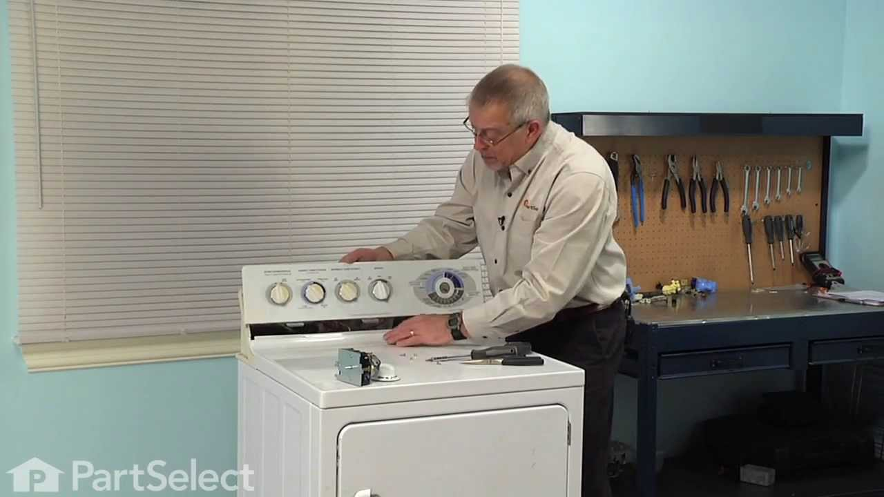 Replacing your General Electric Dryer Timer