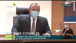Ministro da Saúde aponta quem é o mentiroso