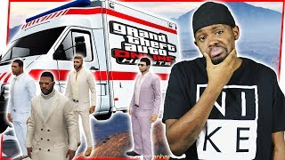 CAN WE SOMEHOW SECURE THE MISSION?! - GTA Online Heist Gameplay