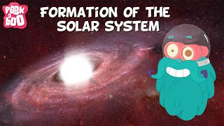Formation of the Solar System   The Dr. Binocs Show   Learn Videos For Kids