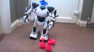 Супер подарок! Игрушка Робот - Трансформер от Wowwee!!!