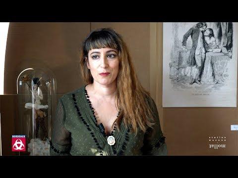 Lucie de Syracuse présente son exposition