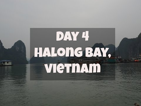 Asia Cruise Vlog PART 4 – Celebrity Millennium Cruise (Day 4) – Halong Bay, Vietnam