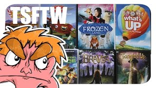 The (NOT DISNEY) Collection - The Search For The Worst - IHE (8 MOVIES!)