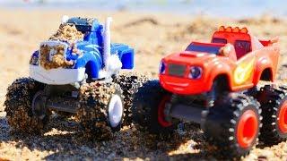 Мультики про машинки - Игры гонки - Чудо Машинки для детей
