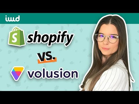 Shopify vs Volusion   Which of these similar eCommerce platforms is right for you?