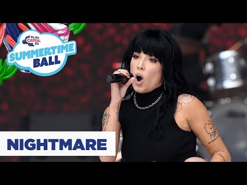 Halsey – 'Nightmare' | Live at Capital's Summertime Ball 2019