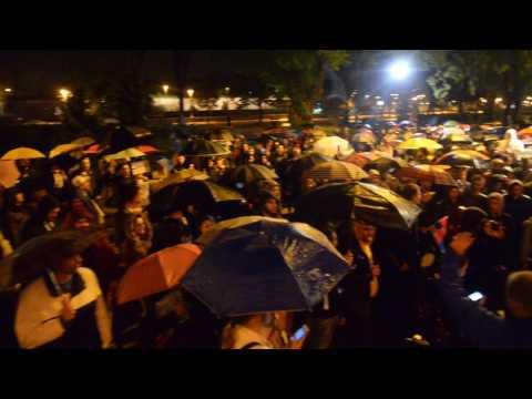 Nekoliko hiljada Nišlija ponovo na ulicama, sada sa konkretnim zahtevima