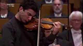 Sergey Khachatryan plays Brahms violin concerto