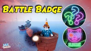 Jailbreak RB Battle ??? Secret Badge EXPLAINED | Piggy