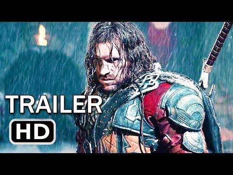 Shadow of War Live Action Teaser Trailer