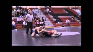 Jarrett Dula 170 lbs first three matches of 2013 14
