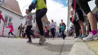 preview picture of video 'Aabenraa Bjergmarathon 2014'