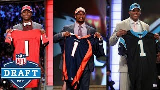 The 10 Greatest Draft Classes in NFL History