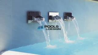 Pools by Design - Aerial Photography and Videography showcase