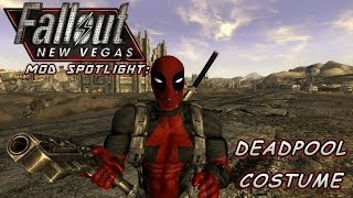 Mod Spotlight - Deadpool Costume
