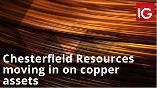 Chesterfield Resources Moving In On Copper Assets In Cyprus