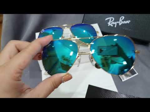 Kính mắt cao cấp Rayban RB-08