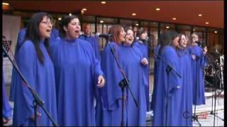 Vibration Gospel Choir - GOD GREAT GOD (Kurt Carr Singers)