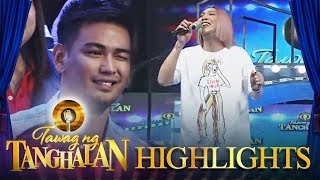 Vice Ganda receives a wink from one of the madlang people.  Subscribe to ABS-CBN Entertainment channel! -   http://bit.ly/ABS-CBNEntertainment  Watch the full episodes of It's Showtime on TFC.TV   http://bit.ly/ItsShowtime-TFCTV and on IWANT.TV for Philippine viewers, click:  http://bit.ly/SHOWTIME-IWANTv  Visit our official website!  http://entertainment2.abs-cbn.com/tv/shows/tawagngtanghalan/main http://www.push.com.ph  Facebook: http://www.facebook.com/ABSCBNnetwork  Twitter:  https://twitter.com/ABSCBN https://twitter.com/abscbndotcom Instagram: http://instagram.com/abscbnonline