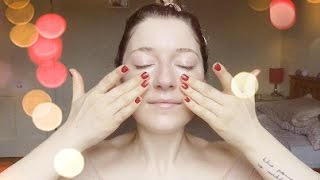 """""""Follow Me"""" Face Massage to Remove Face Puffiness NO TALKING   Face Contouring & Definition Massage"""