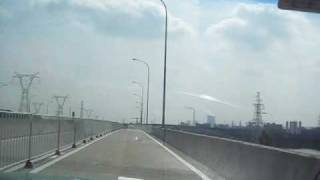 preview picture of video '2010 23 June road movie Guangzhou to Zhouhai.mpg'
