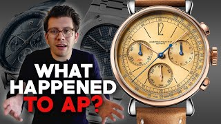 Why Audemars Piguet Is Changing Its Identity...