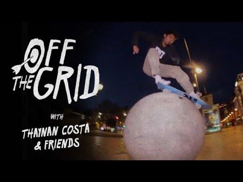 Thaynan Costa & Friends - Off The Grid