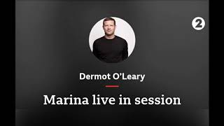 Marina Diamandis - Orange Trees (Audio) (Live Dermot O'Leary BBC Radio 2 27-04-2019).