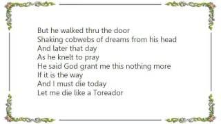 Charlie Daniels - El Toreador Live Lyrics