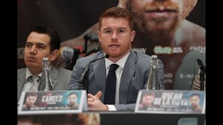 Canelo: I Visualize Myself Knocking Out GGG Before I Go To Sleep