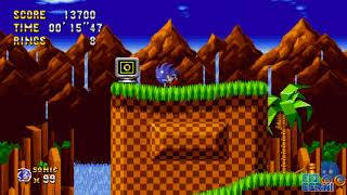 Sonic Mania - Sonic Overture Music